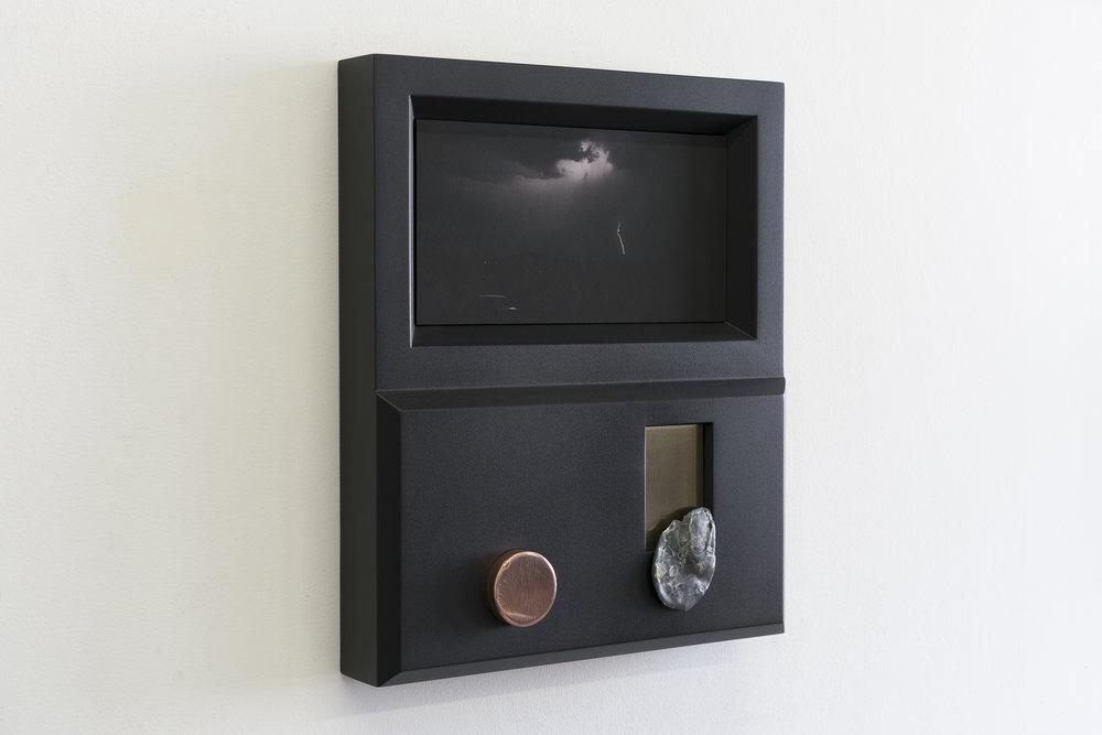 'Simple black geometry' 2018