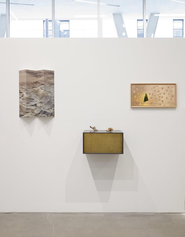 Installation shot at BRIC Biennial 2019