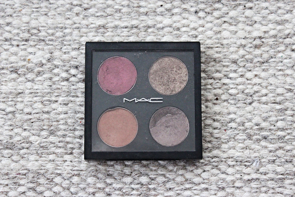 Mac Quad Fall Eyeshadows