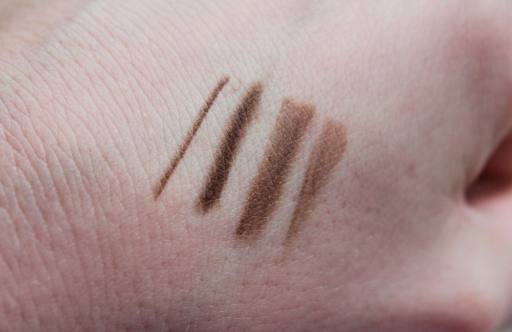 Maybelline Brow Satin Swatch