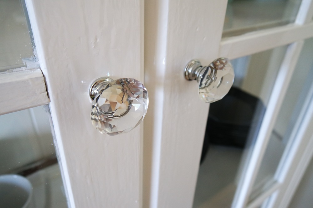 Diamond Door Knob