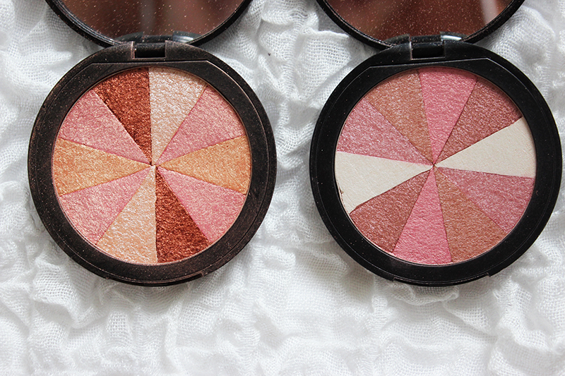 "Soap & Glory Multi-Color Blush Bricks ""Love at First Blush"" & ""Peach Party"""