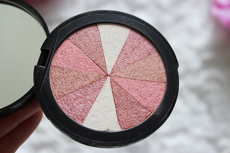 "Soap & Glory Multi-Color Blush Bricks ""Love at First Blush"""