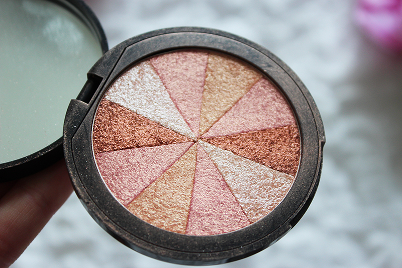 "Soap & Glory Multi-Color Blush Bricks ""Peach Party"""
