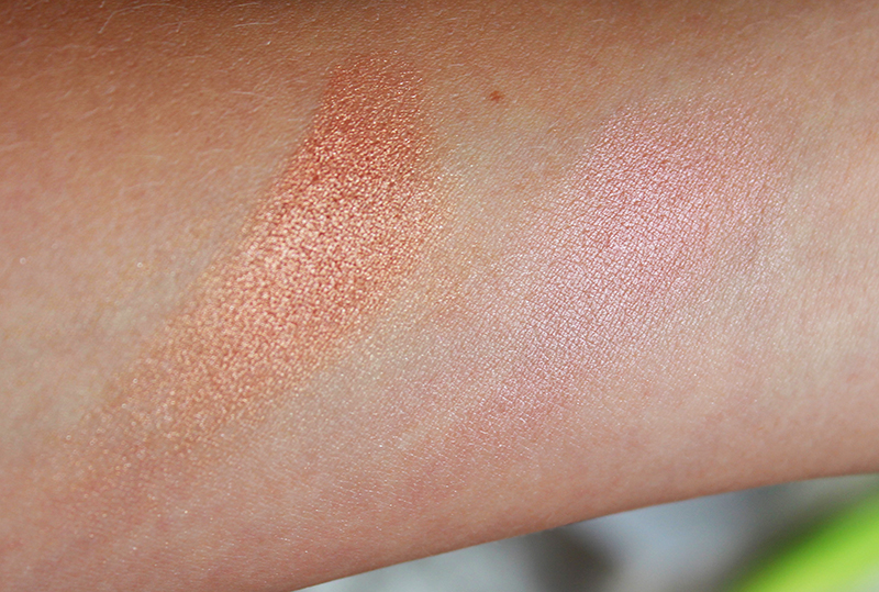 Soap & Glory Multi-Color Blush Bricks Swatch