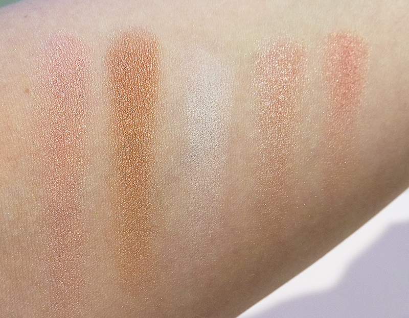 love at first blush swatch
