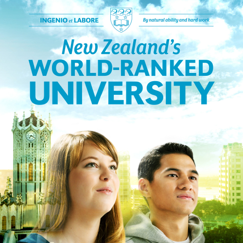The University of Auckland / Brand Campaign