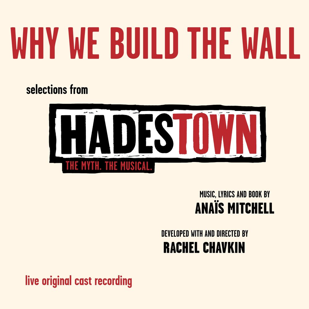 Hadestown EP Cover