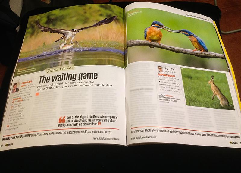 Louise's Feature - NPhoto Magazine