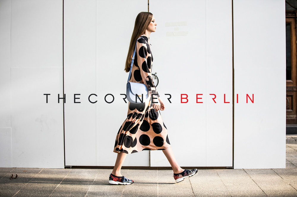 Taking Berlin's best concept store beyond: The Corner Berlin. - find out more