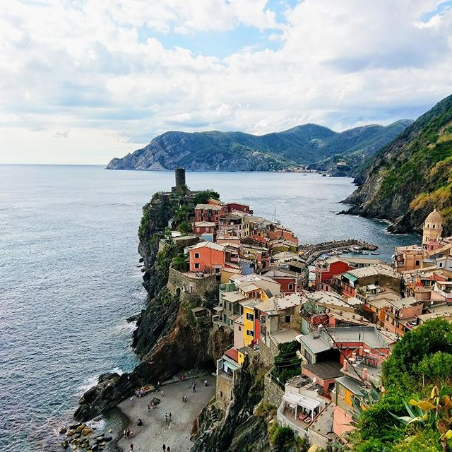 3 more weeks to return to this place! #cinqueterre #italytrip