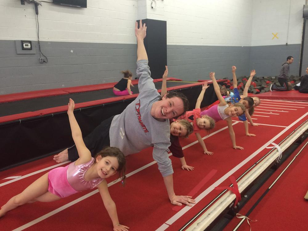 Dynamite Gymnastics