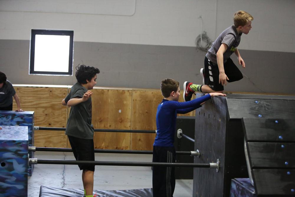 Bolt Parkour & Freerunning