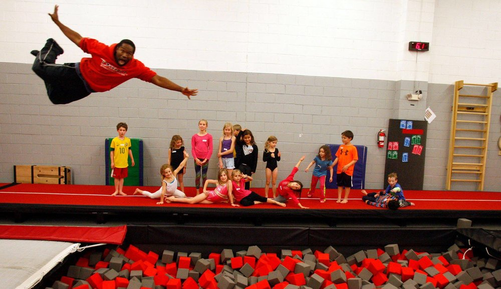SUMMER CAMP BEGINS! - JUNE 10, 2019 - AUGUST 30, 2019at DYNAMITE GYMNASTICS CENTER, THE AGILITY CENTER, BOLT PARKOUR & FREERUNNING ACADEMY, and DYNAMITE2 in Shady Grove, Md.MON - FRI, 9 AM-4PM, FULL AND HALF DAY SPOTS AVAILABLE, click on the gym's name and learn about each of our camps!