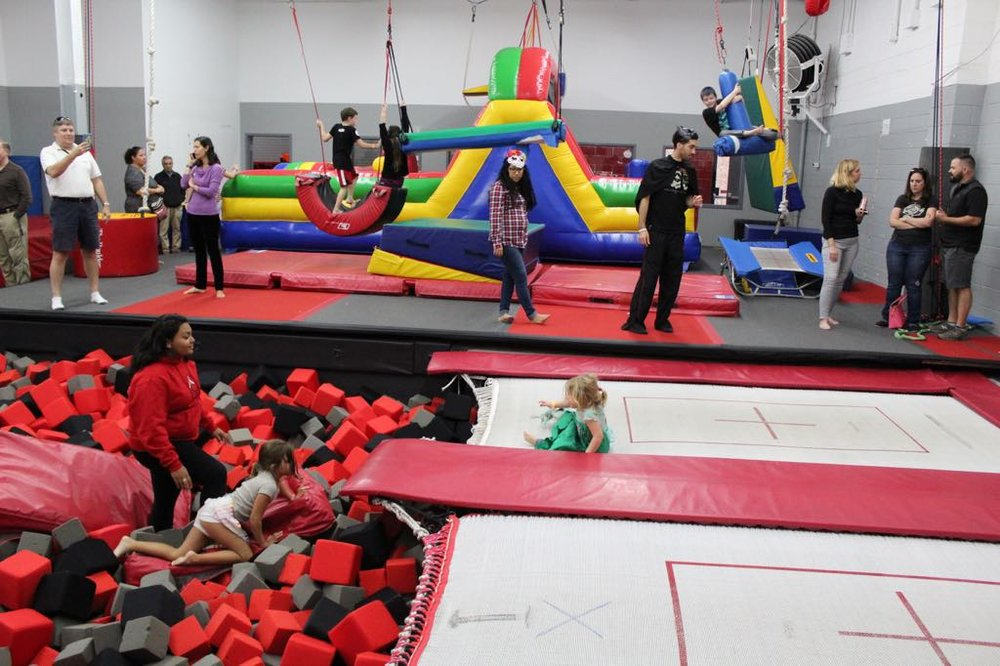 Open Gym Party at The Agility Center