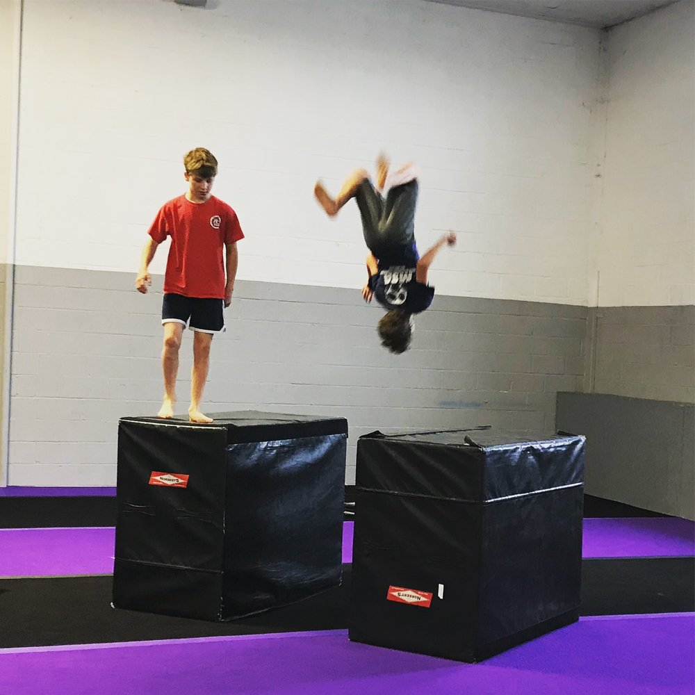 Bolt Parkour & Freerunning Academy