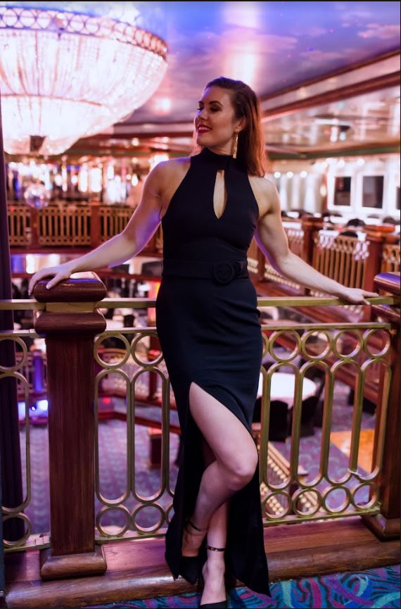 Yacht time = Fancy AF. Photo credit:  Aida Mahmutovic