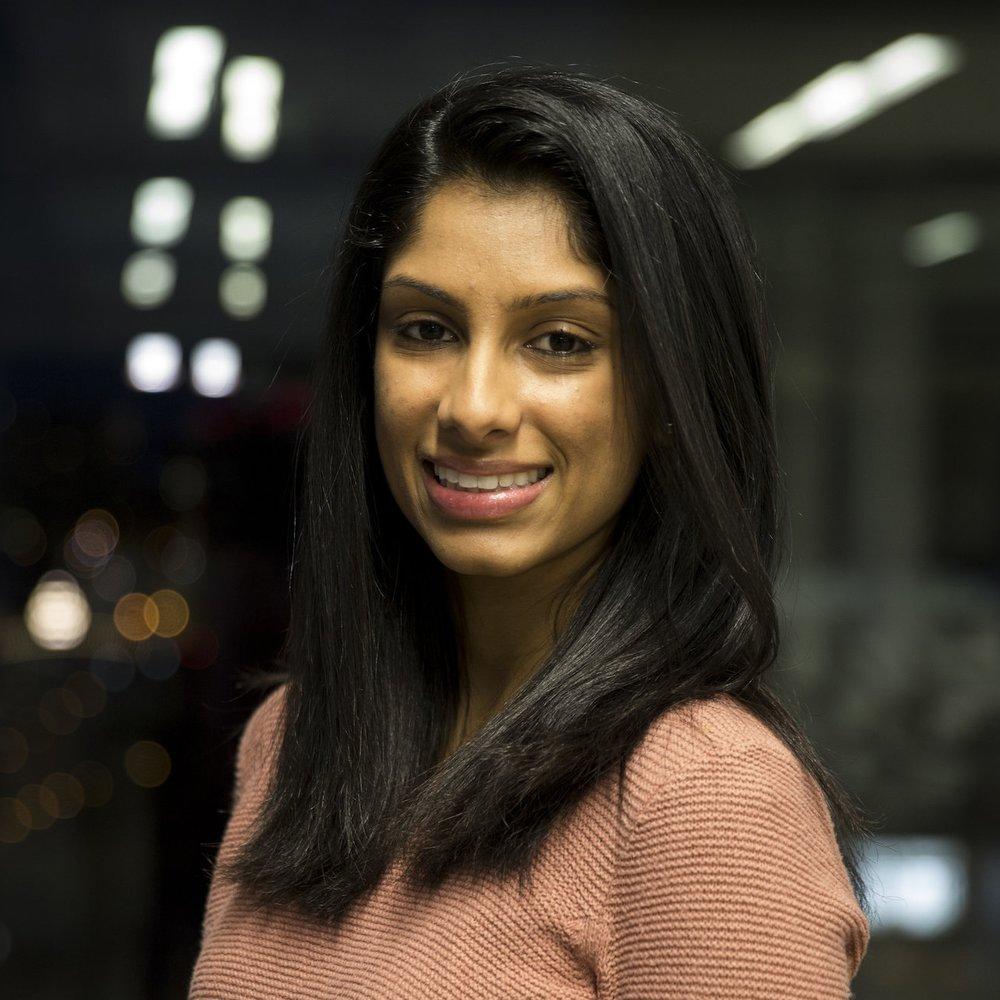 Smita Sharma  VP of Health