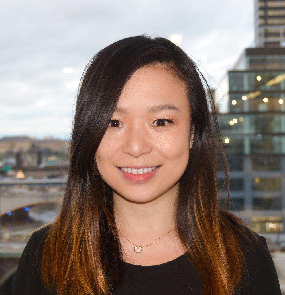 Jennifer Ji  VP, GAPSA