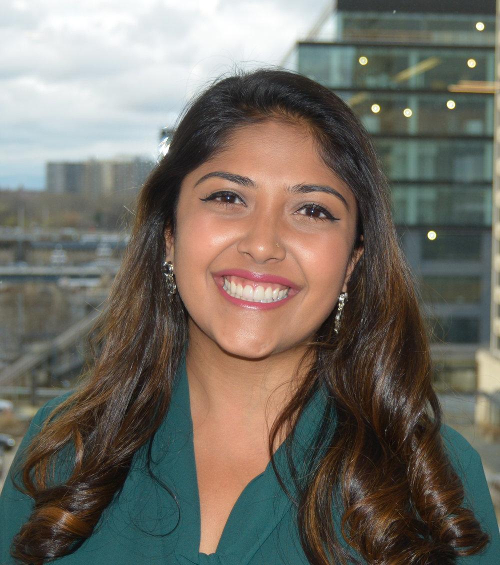 Samreen Khan  VP of Social Impact