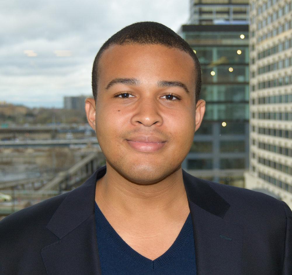 Aaron McGee  VP of Diversity