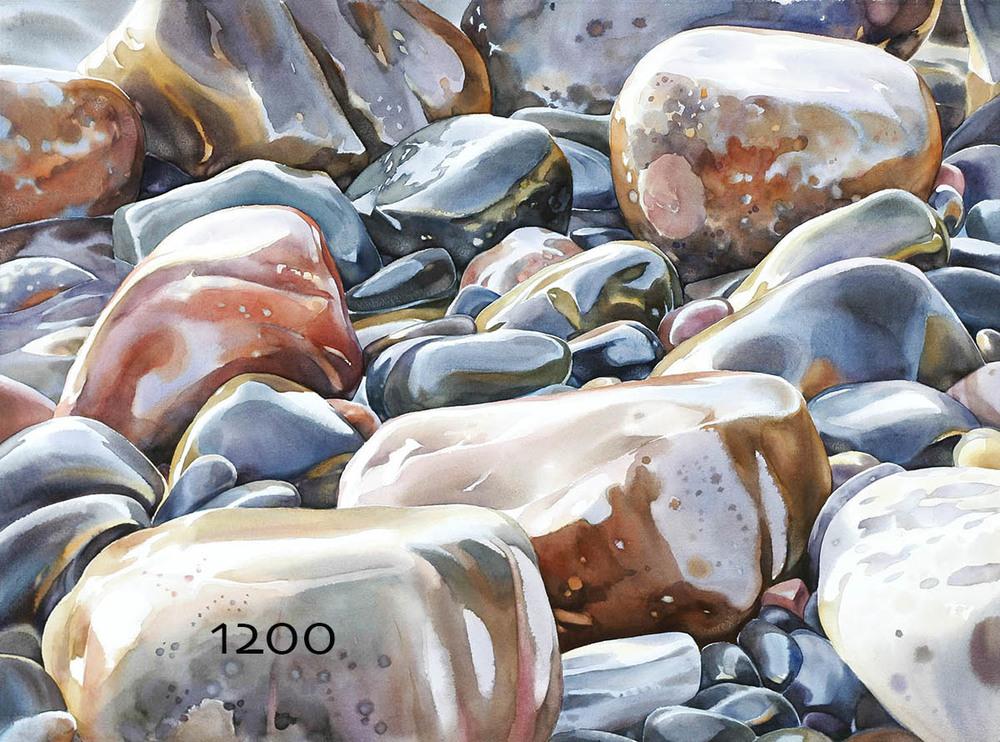 Wave on Stone n.2