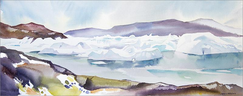 Jakobshaven Fjord