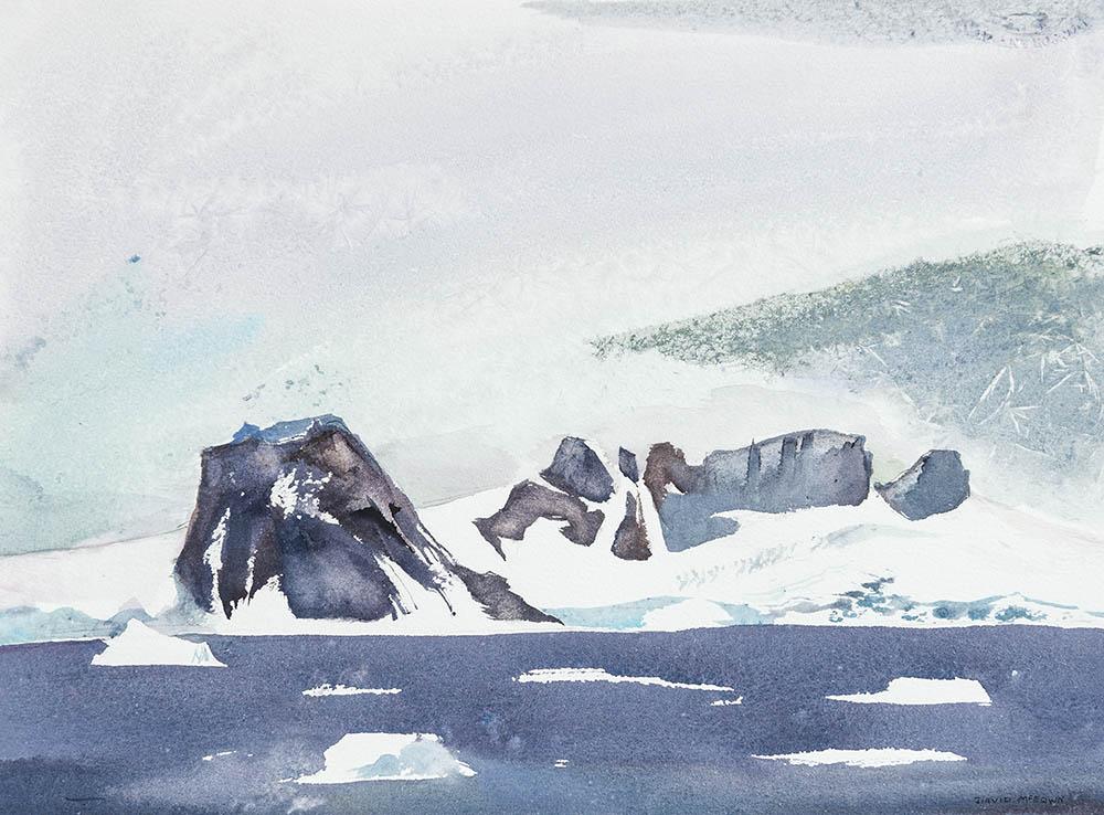 Murry Monolith n.1 - East Antarctica