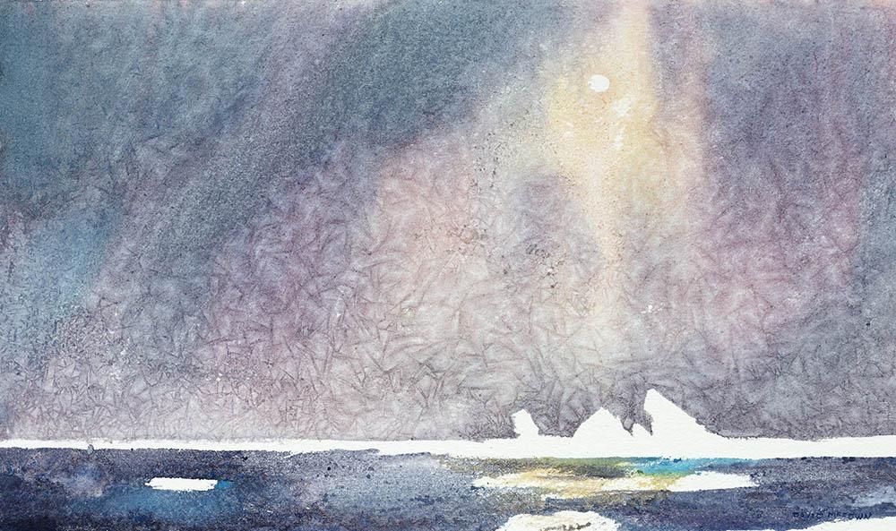 Ice Painting, Nordporten n.1