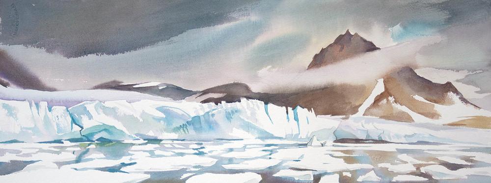 Hans Glacier