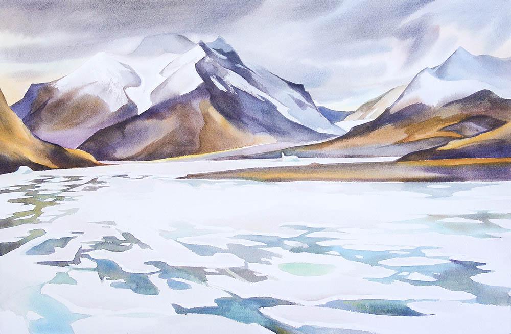 Tanquary Fjord n.1