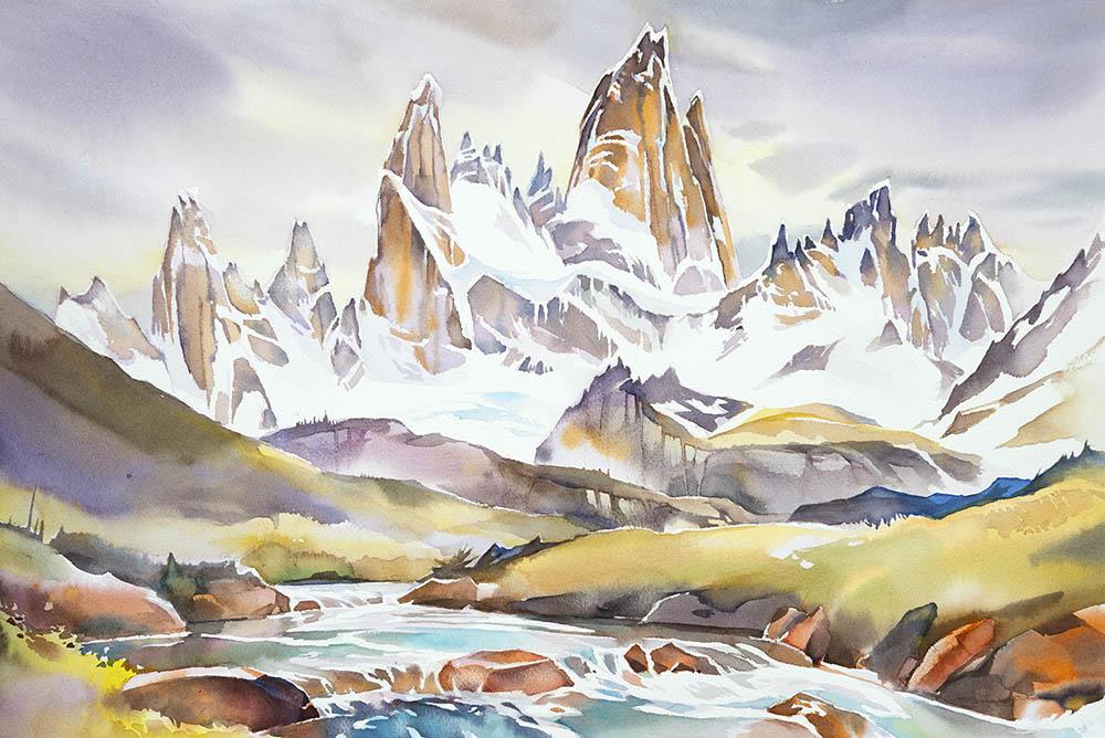 Mt. Fitz Roy