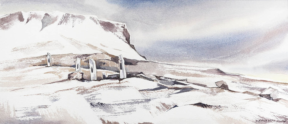 Beechey Island - Grave site