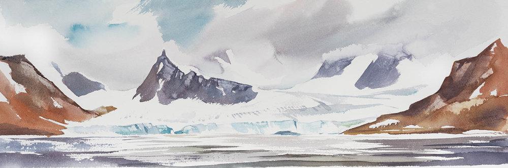Nordernskjold Glacier