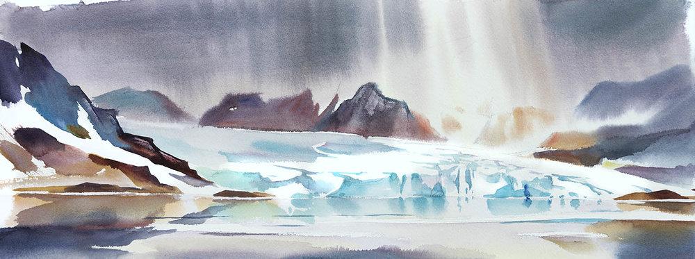 14th of July Glacier