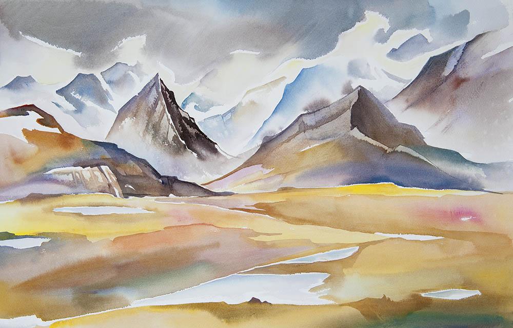 Selwyn Range