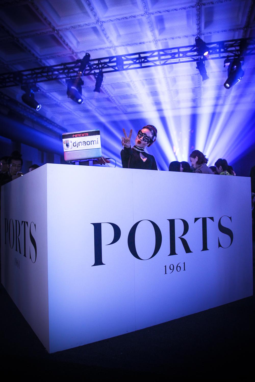DJ Naomi: Ports 1961 Shanghai