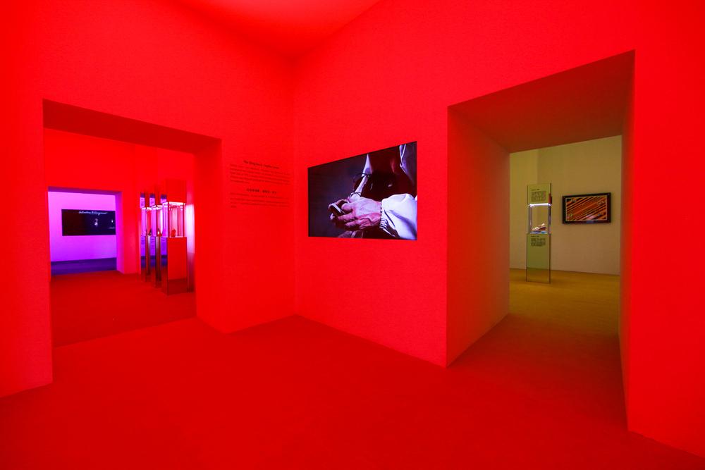 Salvatore Ferragamo, Shanghai Expo Center