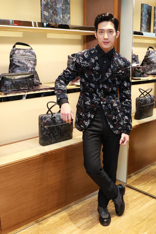 Salvatore Ferragamo Store, Shanghai Center