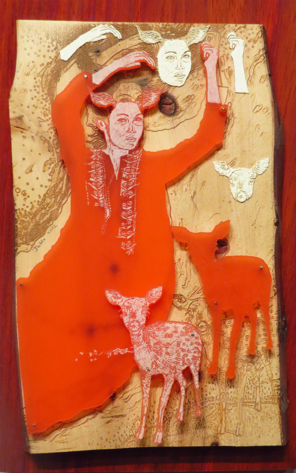 """Deer Nature"", 2014"