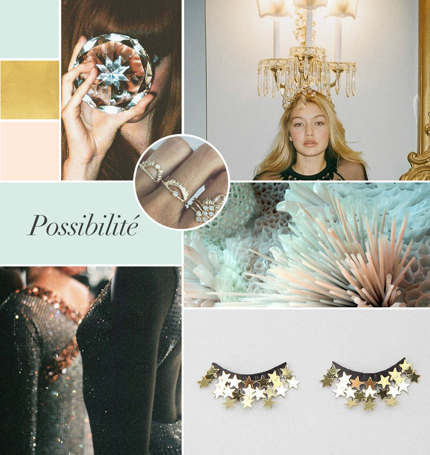WETHESPIES.COM | How to create the perfect mood board using Photoshop.