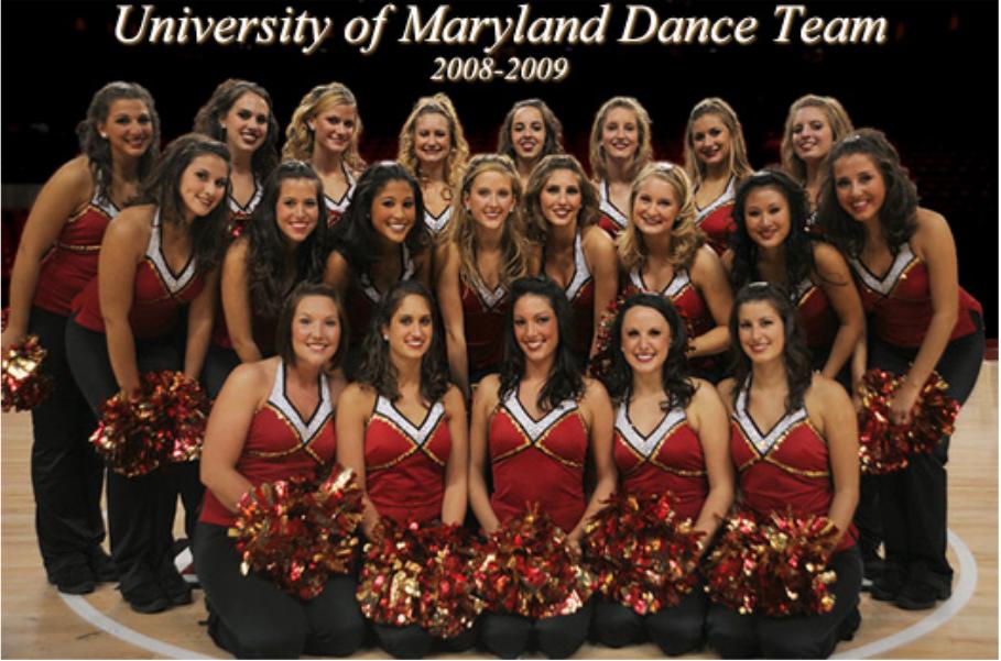 Dance Team 2008 - 2009