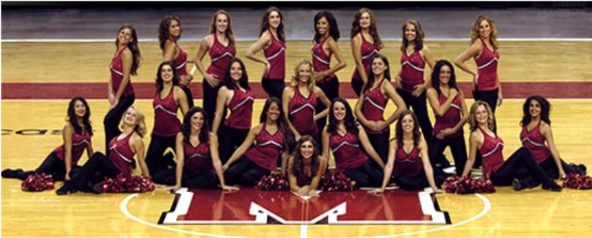 Dance Team 2006 - 2007