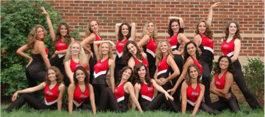 Dance Team 2005 - 2006
