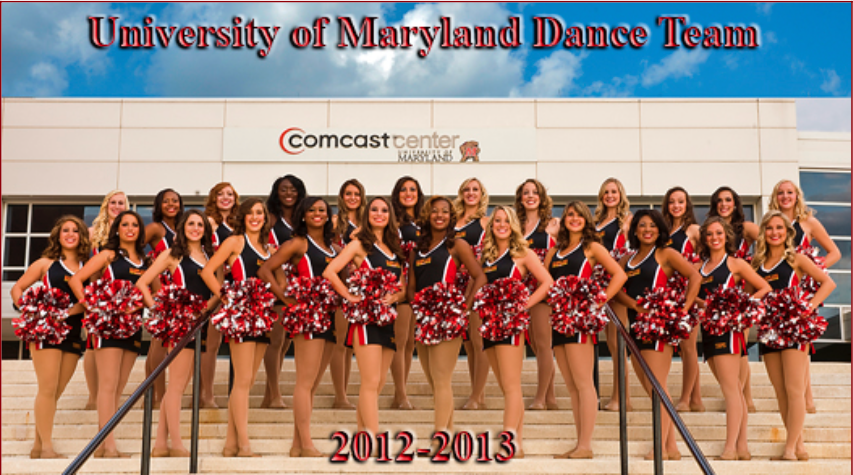 Dance Team 2012 - 2013