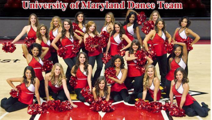 Dance Team 2011 - 2012