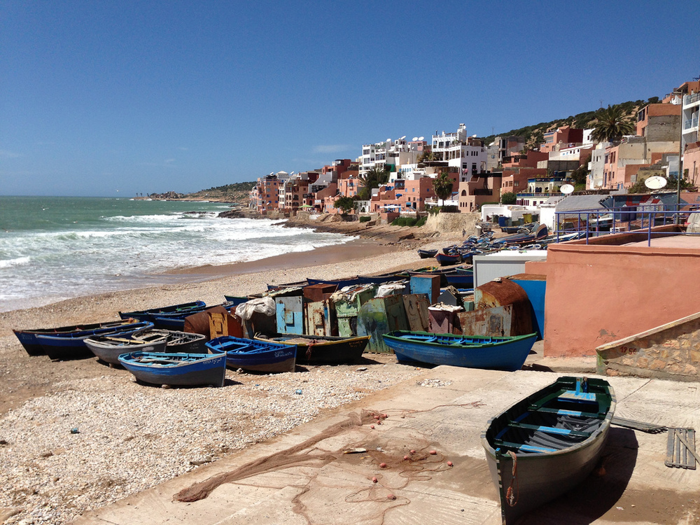 Taghazout, Morocco (Photo: awe365.com)