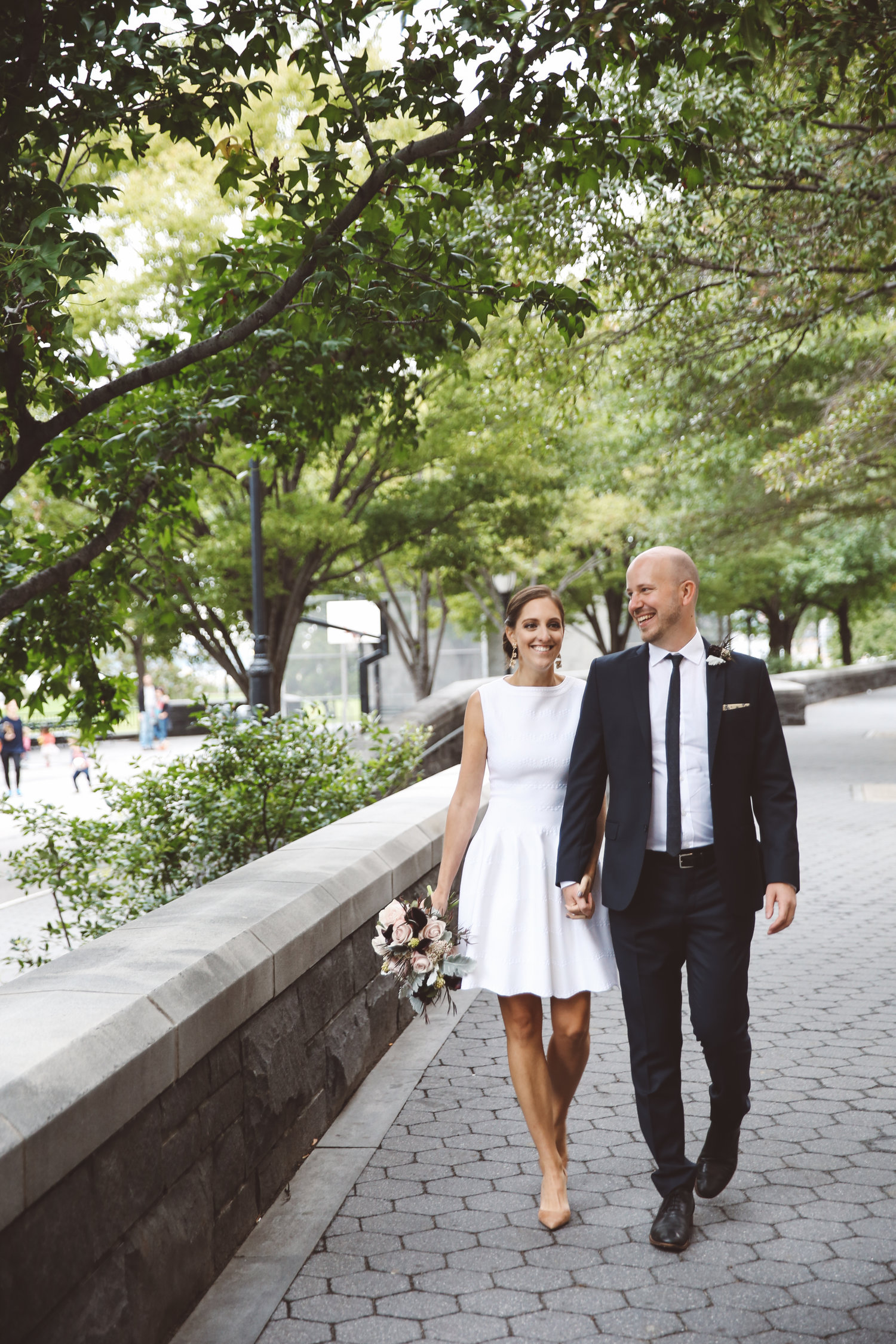 How To Elope In New York City Planning A Small Wedding In The Big