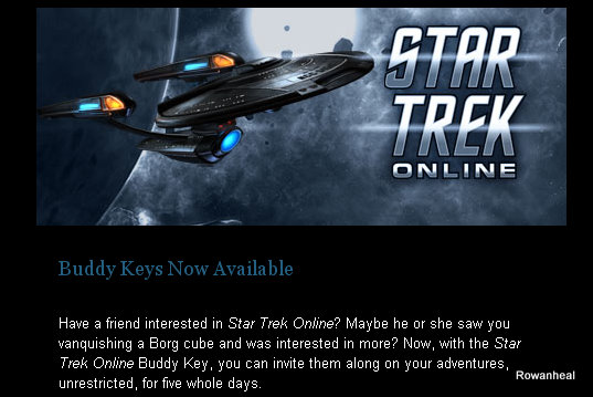 STO buddy keys