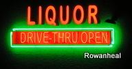 Liquor Drive-Thru
